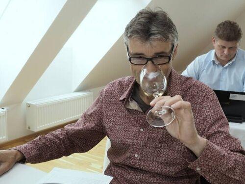 Šampionem mezinárodní soutěže vín Festwine se stalo Chardonnay, pozdní sběr 2013 z žižkovského Vinařství Maděřič. Odborná porota je hodnotila v úterý a ve středu v Ekocentru Trkmanka ve Velkých Pavlovicích. Nechyběl v ní ani vinař Radomil Baloun