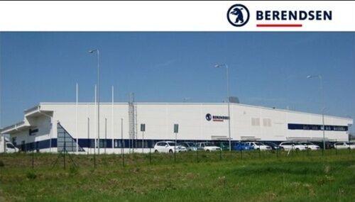 Budova Berendsen Textil Servis s.r.o. | foto: Berendsen Textil Servis s.r.o.